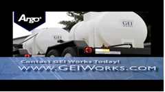 Argo Water Trailer by GEI Works